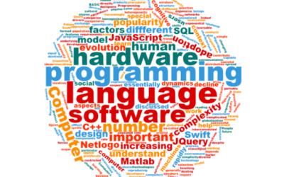 La imitación social explica la evolución de los lenguajes de programación