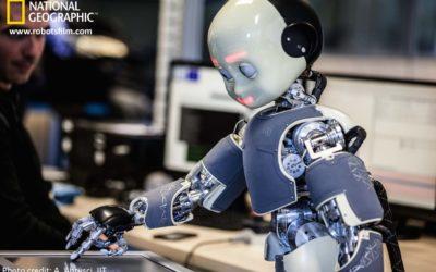 El Hemisfèric muestra el presente y futuro de la robótica con la película IMAX Robots