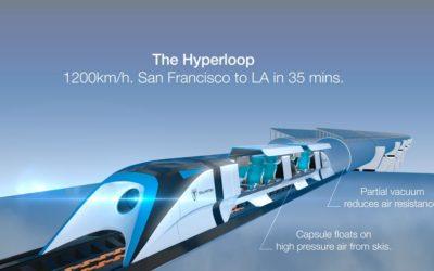 Hyperloop, diseñando el tren del futuro en el Museu de les Ciències