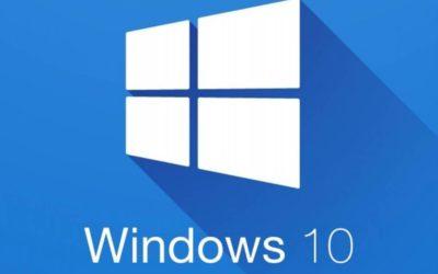 La actualización a Windows 10 dejará de ser gratuita el 29 de julio