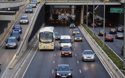Un sistema informático analiza el nivel de estrés del conductor para mejorar la seguridad