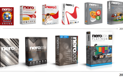 Nero alcanza 100 millones de usuarios