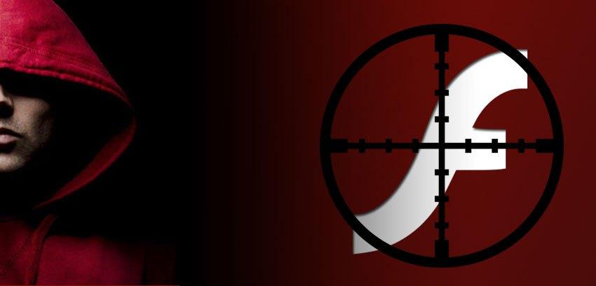 Adobe Flash, el software más vulnerable frente a malwares del año 2015, concentró más ataques que sus dos perseguidores juntos, Google Chrome y Firefox respectivamente.