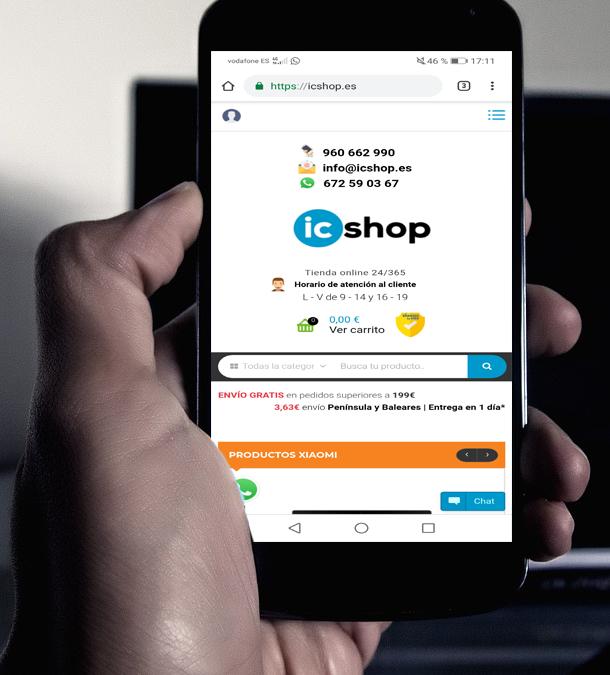 Tiendas Online, la jubilación del mercado tradicional
