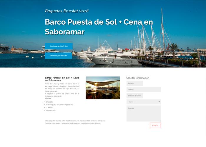 Boramar página web